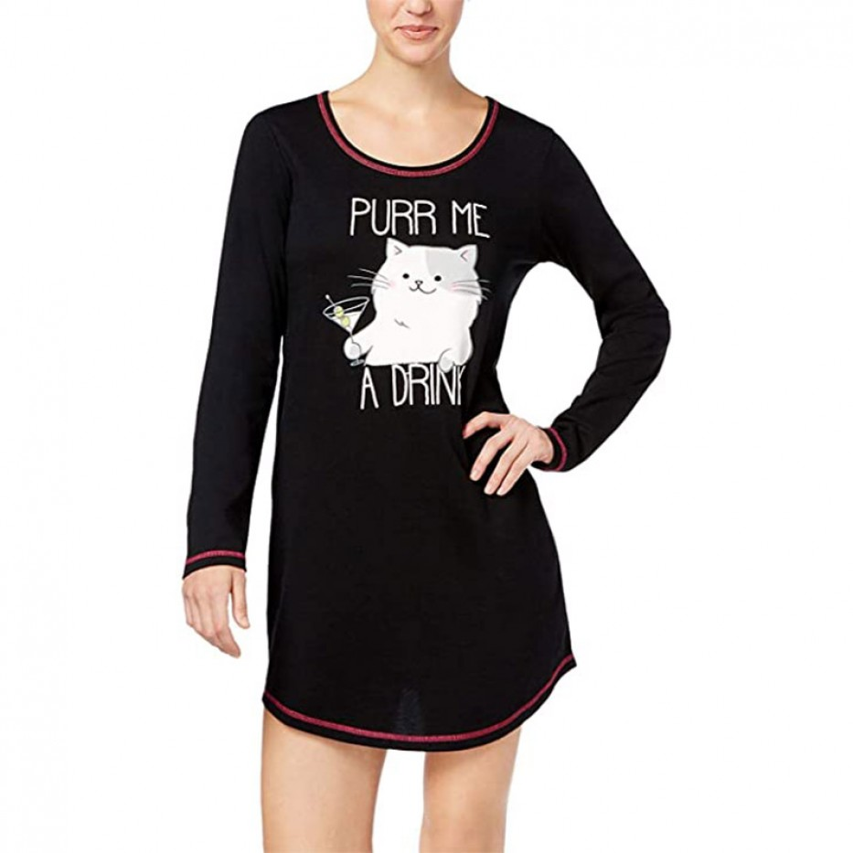 Jenni by Jennifer Moore Sleepshirt XS