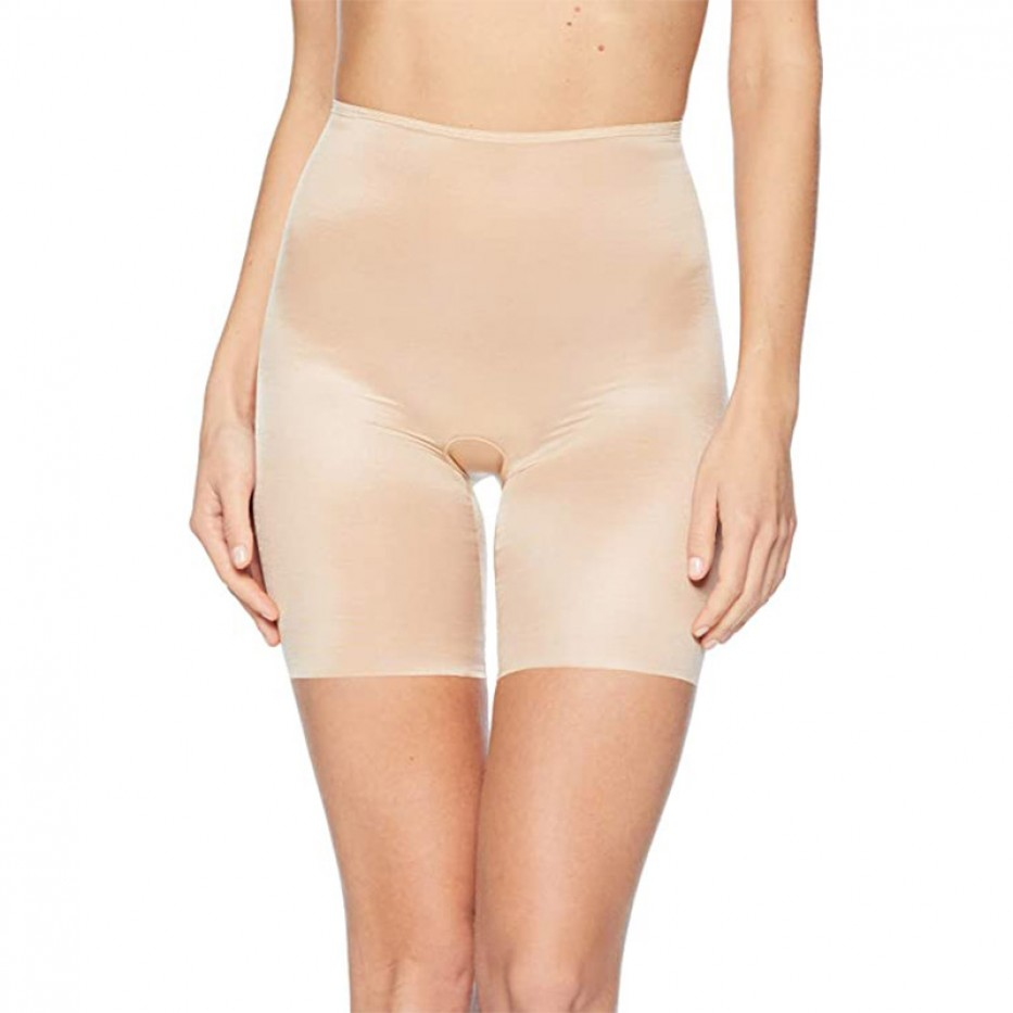 SPANX Skinny Britches Mid-Thigh Short L
