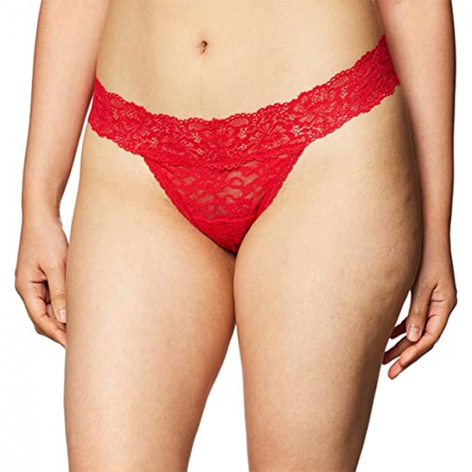 Maidenform Comfort Lace Thong 7