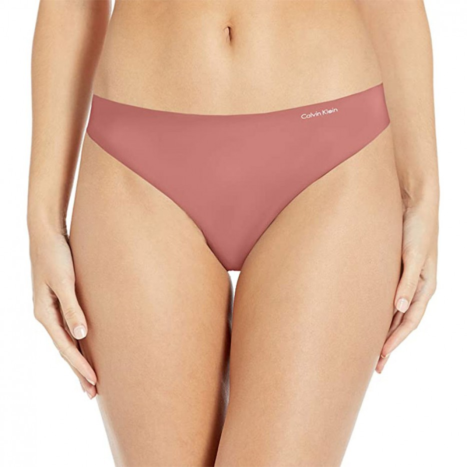 Calvin Klein Invisibles Thong Panty S