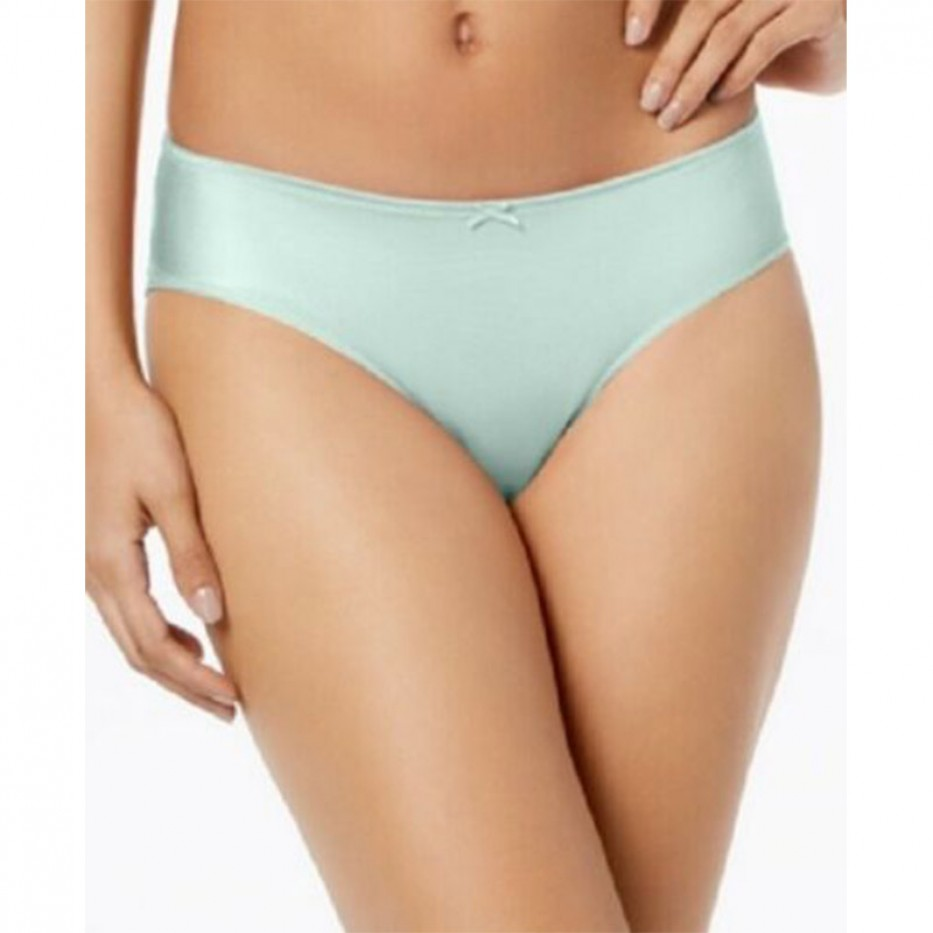 NC Lace-Back Hipster Green S