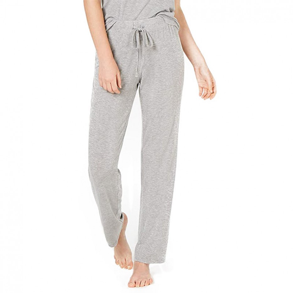 Alfani Ribbed Knit Pajama Pants XXL