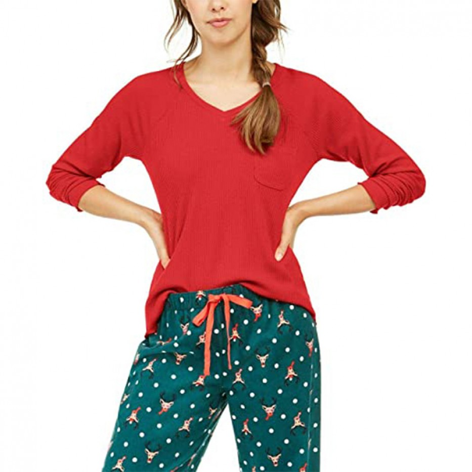 Jenni by Jennifer Moore Pajama Top XS