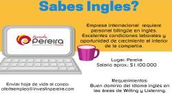 Personal Bilingue